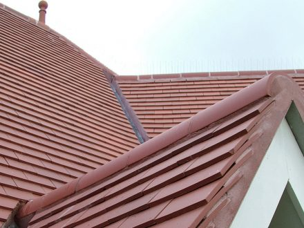 Concrete & clay tiles